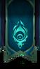 Clash Level 4 Shadow Isles Flag