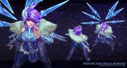 Irelia Update Frostblade Model 02