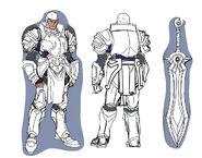 Demacia Soldier Concept 03