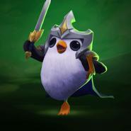 Featherknight Pengu Tier 2