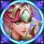 Battle Queen Janna Chroma profileicon