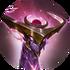 Dark Star Shyvana LoR profileicon