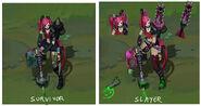Jinx ZombieSlayer Concept 03