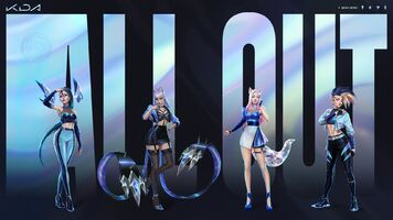 KDA ALL OUT Promo 08