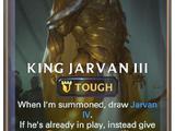 King Jarvan III (Legends of Runeterra)
