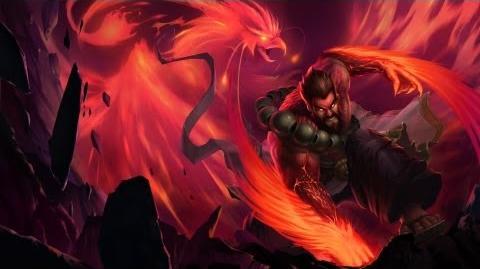 Geistwächter-Udyr Macht des Phönix