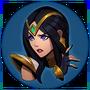Sentinel Irelia Emote