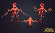 Zyra Wildfire Model 02