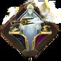 LoR Sentinel Sanctuary (Amethyst) Board icon