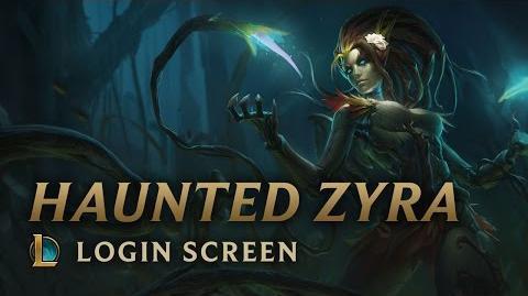Nawiedzona Zyra (Harroiwng 2013) - ekran logowania