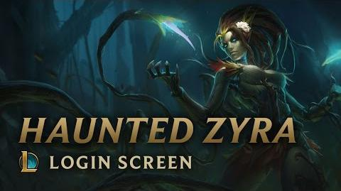 Nawiedzona Zyra (Harrowing 2013) - ekran logowania