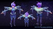 Irelia Update Frostblade Model 01