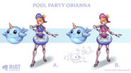 Orianna PoolParty Concept 02