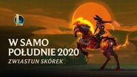 W Samo Południe 2020 - Pojedynek z diabłem (oficjalny zwiastun skórek)