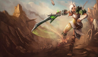 Riven Standard Riven S Unused