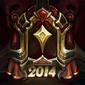 Season 2014 - Solo - Gold profileicon