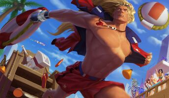 Taric Poolparty- splash Konzept 03