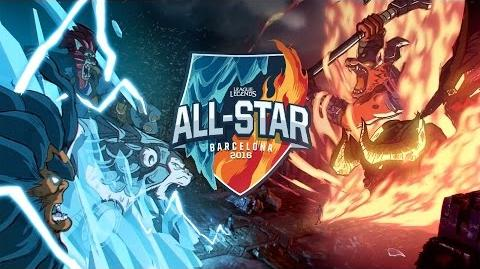 Es wird Chaos geben All-Star 2016-Event - League of Legends