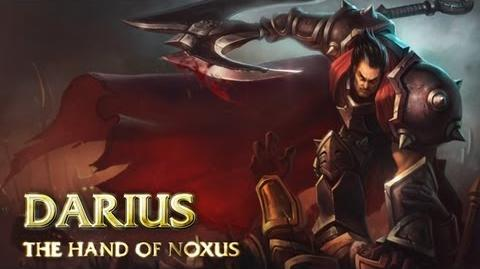 Darius Champion Spotlight
