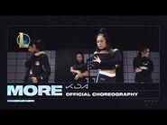 K-DA - MORE Dance - Official Choreography Video - League of Legends