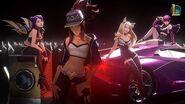 K DA - POP STARS (Instrumental) Video Musical Oficial - League of Legends