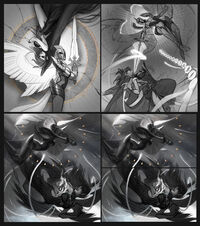 Kayle Morgana Update Splash Konzept 01