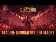 Neue Erweiterung- Monumente der Macht - Legends of Runeterra – Ruf des Berges