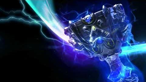 Season 3 Launch League Of Legends Login Screen With Music