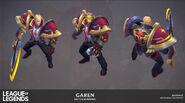 Garen BattleAcademia Model 02
