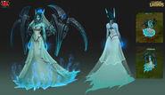 Morgana GhostBride Concept 02