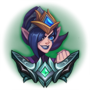 Season 2019 - Split 1 - Platinum Emote