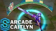 Arcade-Caitlyn - Skin-Spotlight