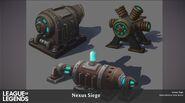 Nexus Siege Turret Concept 05