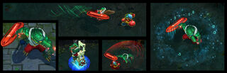 Renekton PoolParty Screenshots