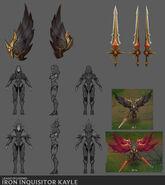 Kayle Update IronInquisitor Concept 03