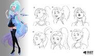 Seraphine KDAALLOUT MORE Concept 02