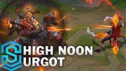 High Noon-Urgot - Skin-Spotlight