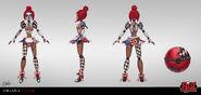 Orianna SewnChaos Concept 01