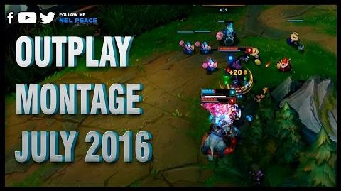 Outplay Montage - July 2016 - Epic Outplays 2016
