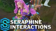 Seraphine (Classic & K DA ALL OUT) Special Interactions