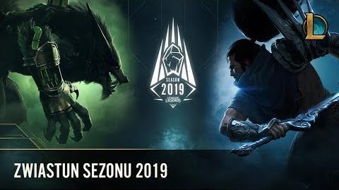 Sezon 2019 - Zwiastun