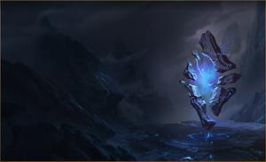 Sorcery splash art