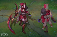 Diana BloodMoon Concept 01