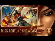 Miss Fortune Champion Showcase - Gameplay - Legends of Runeterra
