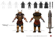 Tryndamere Viking Concept 01