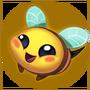 Emotka Wesoła Pszczółka