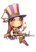 Caitlyn chibi render by mayagenetic-d6cbcag.png