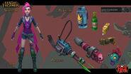 Jinx ZombieSlayer Model 02