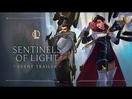Sentinels of Light 2021 - Official Event Trailer - League of Legends