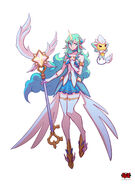Soraka StarGuardian Concept 02